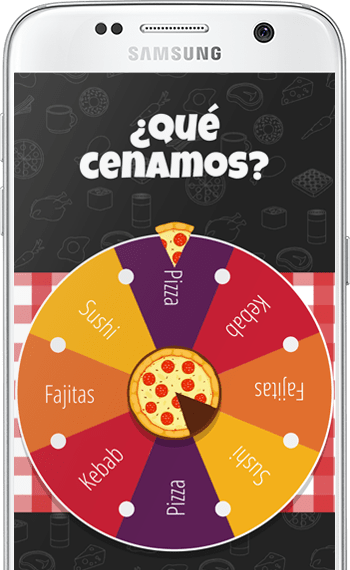 Ruleta de decisiones